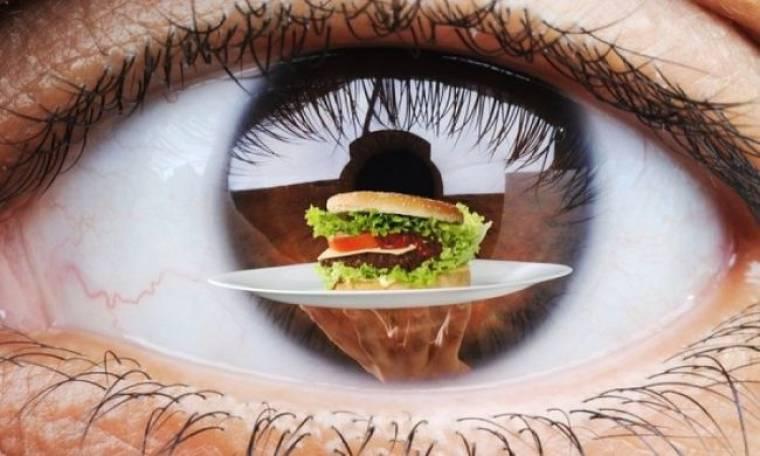 Τι πρέπει οπωσδήποτε να κάνετε πριν φάτε ένα μπέργκερ!