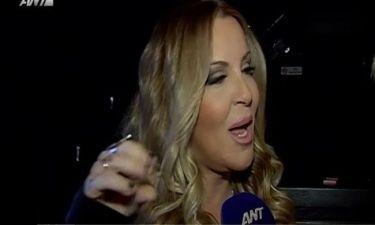 Η Γερμανού μιλά ανοιχτά για τον Μάνο Iωάννου αλλά και το φιλί στο στόμα με τον συνοδό της!