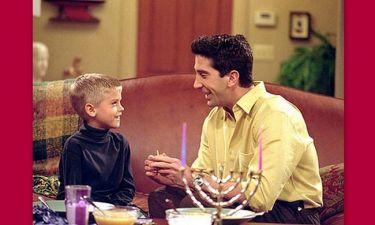 Ο γιος του Ρος από «Τα Φιλαράκια» μεγάλωσε και έγινε και κούκλος!