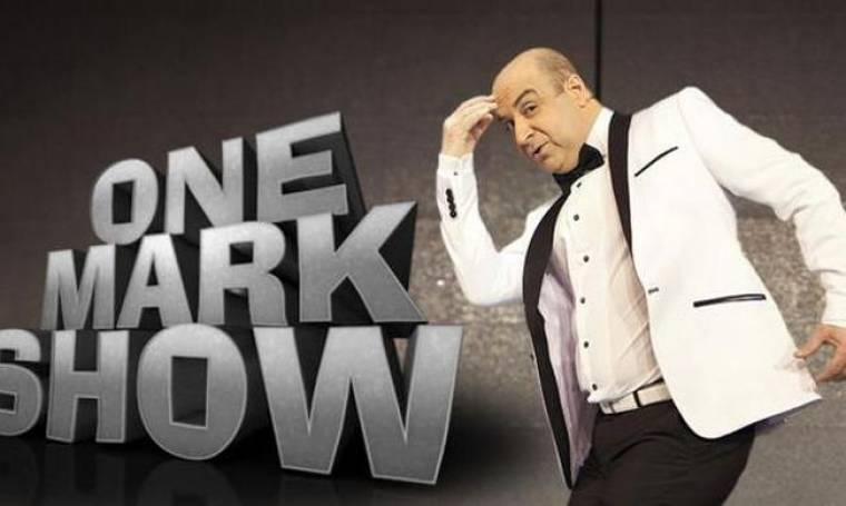 «Βουτιά» στα νούμερα τηλεθέασης του «One Mark Show»
