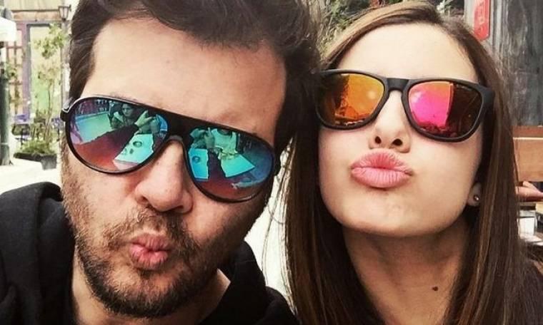 Λάμπης Λιβιεράτος: Selfie φωτογραφία με την δική του Angelina!