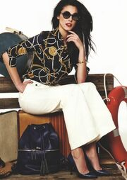 Ιωάννα Τριανταφυλλίδου: Δείτε σε ρόλο μοντέλου!