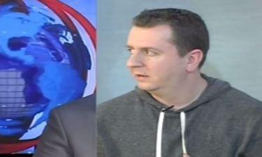 Παρουσιαστής ειδήσεων τοπικού καναλιού της Μακεδονίας εξαφανίζεται από το πλάνο!