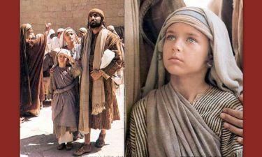 Τι κάνει σήμερα το αγόρι της ταινίας «Ο Ιησούς Από Την Ναζαρέτ»