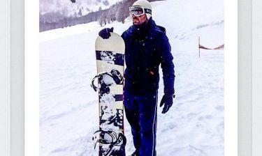 Ο Ηλίας Βρεττός πήρε τα βουνά!