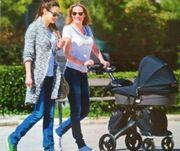 Υβόννη Μπόσνιακ: Η πρώτη βόλτα με την κόρη της
