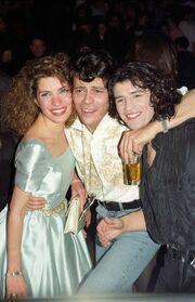 Δείτε πώς ήταν ο Σάκης Ρουβάς το 1993!