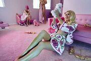 Paris Hilton: Δείτε την προκλητική της φωτογράφισή της - Η  Barbie και ο γυμνός Ken