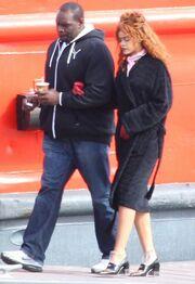 Rihanna: Έγινε κοκκινομάλλα