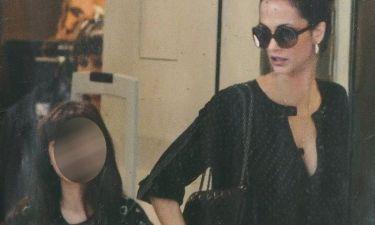 Αλέκα Καμηλά: Για ψώνια με την πανέμορφη κόρη της
