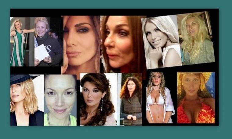 Μόνο εδώ: Δείτε πώς είναι οι Celebrities χωρίς -αλήθεια όμως- μακιγιάζ (Nassos blog)