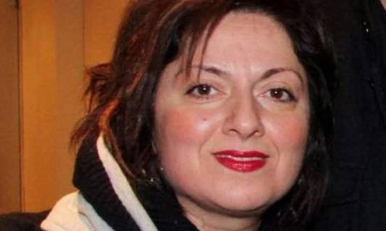 Συντετριμμένη η Μουτίδου από την αυτοκτονία του πρώην συζύγου της - Το μήνυμά της στο facebook