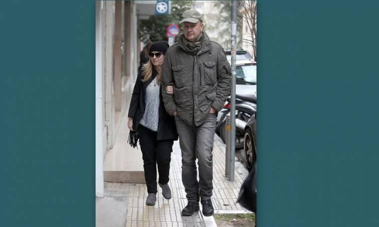 Μπεκατώρου- Αλεβιζόπουλος: Βόλτα στο Κολωνάκι