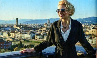 Κωνσταντίνα Σπυροπούλου: Το ταξίδι της στη Φλωρεντία