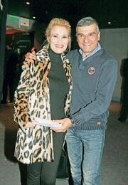Δεν θα πιστεύετε με ποιον ηθοποιό υπήρξε ζευγάρι η Κωνσταντίνα Μιχαήλ