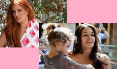 Μαρία Κορινθίου-Σίσσυ Χρηστίδου: Πασχαλινές διακοπές με τις οικογένειές τους στη Θεσσαλονίκη! (εικόνα)