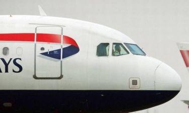 Φωτιά σε κινητήρα αεροσκάφους της British Airways