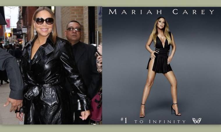 Θα μας τρελάνει! Είναι αυτή η Mariah Carey;