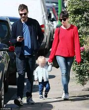 Οικογενειακή βόλτα για τον Mr Grey