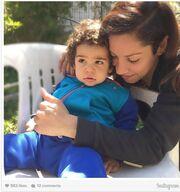 Η φωτογραφία Ελληνίδας τραγουδίστριας με τον μοναχογιό της που κάνει θραύση στο Instagram!