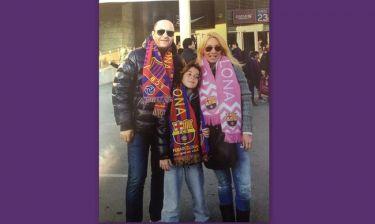 Οικογενειακώς στη Βαρκελώνη