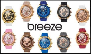 Η στρατιά της νέας συλλογής BREEZE Watches S/S15 μπροστά στα μάτια σας!