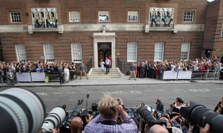 Γεννά η Kate Middleton - Το μαιευτήριο θυμίζει φρούριο! (φωτό)