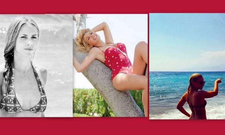 Ελληνίδες celebrities αναστατώνουν το instagram φορώντας το μαγιό τους!