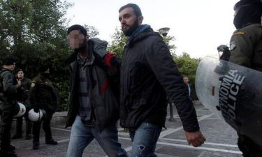 Συνεργός του Παλαιοκώστα ένας εκ των συλληφθέντων στην Πρυτανεία