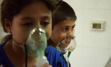 Δάκρυσαν τα μέλη του ΣΑ του ΟΗΕ βλέποντας βίντεο από επίθεση με χημικά στη Συρία