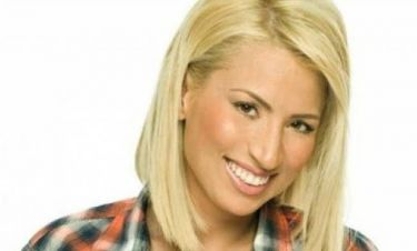 Μαρία Ηλιάκη: Στο κρεβάτι της, αγουροξυπνημένη και δίχως ίχνος μακιγιάζ!