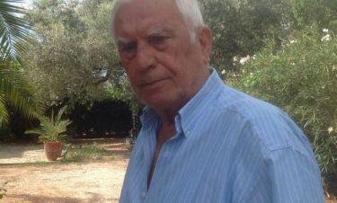 Νίκος Ξανθόπουλος: Το μήνυμα που «ανέβασε» στο facebook-Τι συμβαίνει στον ηθοποιό;