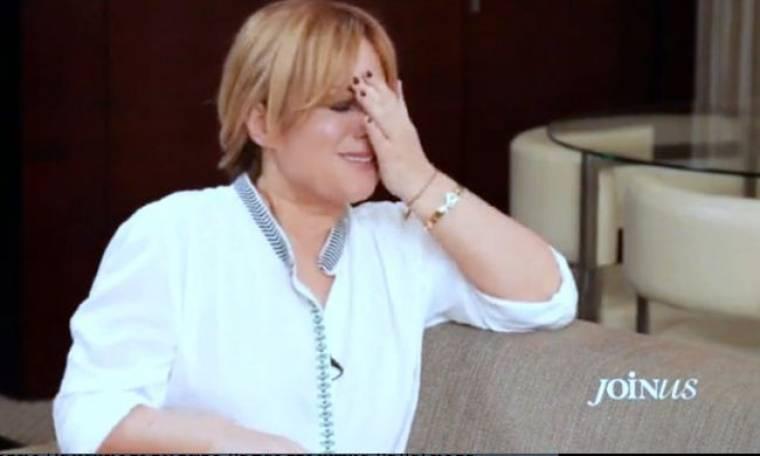 Λύγισε η Ζαμπέτογλου και ξέσπασε σε κλάματα στη συνέντευξη – Τι συνέβη;