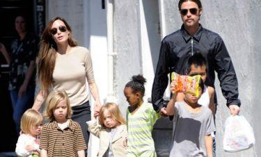 Angelina Jolie-Brad Pitt: Γονείς για 7η φορά;