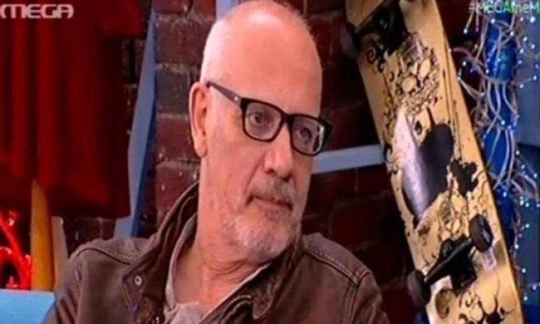 Γιώργος Κιμούλης: Τι είπε για την γυμνή του παρουσία στην θεατρική σκηνή;