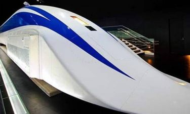Το τρένο που φτάνει τα 603 χλμ. την ώρα (video)