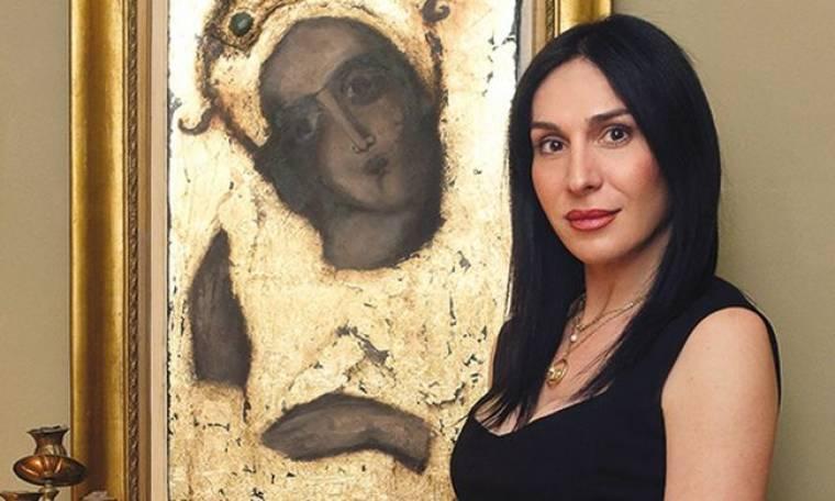 Μίνα Ορφανού: Ψάχνει αγοραστή για την αγιογραφία της