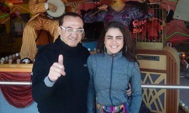 Πατέρας και κόρη μαζί στον Καναδά