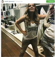 Ναταλία Γερμανού: Η φωτογραφία της στο instagram, που την δείχνει φανερά αδυνατισμένη