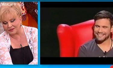 Πώς αντέδρασε η Βίκυ Παγιατάκη στη δήλωση Ουγγαρέζου πως την έχει φαντασιωθεί