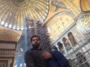 Πάσχα στην Κωνσταντινούπολη για τον Σκορδάλη
