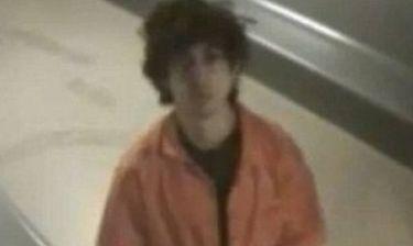 Αμετανόητος ο βομβιστής της Βοστώνης: Δείτε το βίντεο από το κελί του