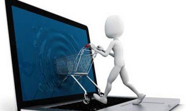 Μέσω Internet και τα ψώνια από το super market