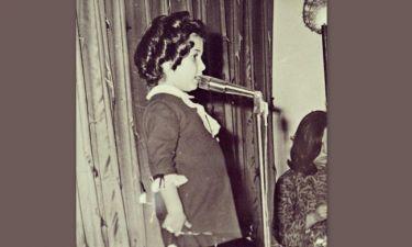 Αναγνωρίζετε το παιδί θαύμα της φωτογραφίας;
