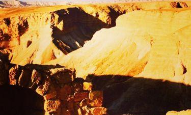 Τζένη Μπαλατσινού: Το ταξίδι της στην Ιορδανία