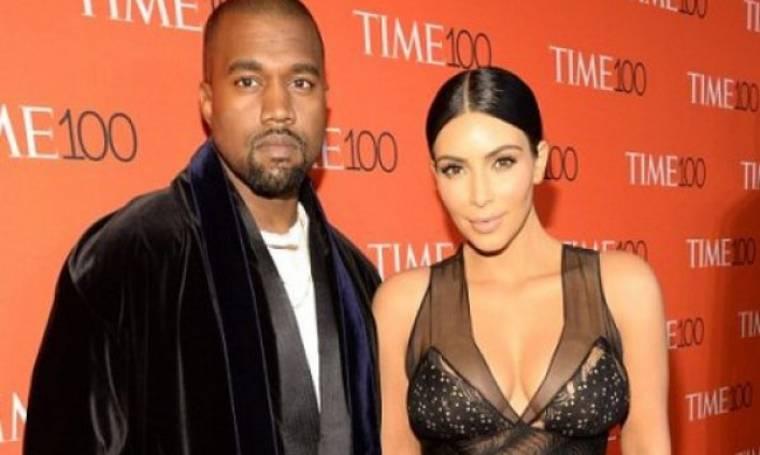 Κρατηθείτε: Δε θα πιστεύετε στα μάτια σας όταν δείτε τη νέα photo της Kim & του Kanye!