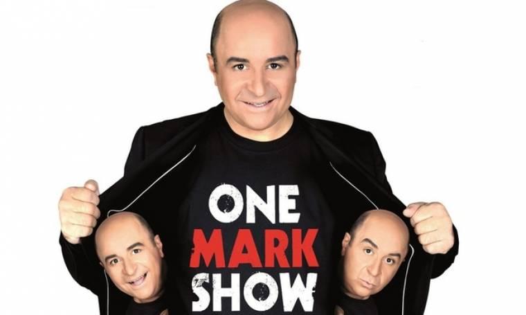 «Το «One Mark Show» είναι ένας τηλεοπτικός αχταρμάς»