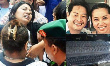 Ινδονησία: Δραματικές στιγμές λίγο πριν την εκτέλεση των θανατοποινιτών (photos)