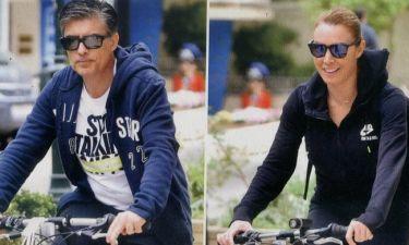 Στεφανίδου – Ευαγγελάτος: Βόλτα με τα ποδήλατα