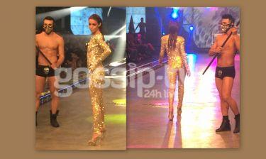 Madwalk 2015: Η χρυσή εμφάνιση της Φουρέιρα